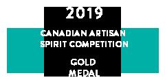 Km 12 - La Distillerie du Fjord - 2019 Canadian Artisan Spirit Competition - Gold Medal